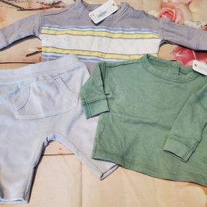 Nwt gymboree newborn baby boy lot clothes new